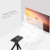 OUTROS DLP Projetor Full HD Portátil Mini Projetor DLNA Android 8/16G 5000 mAh Bateria HDMI Wifi Bluetooth casa Projetor beamer