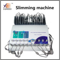 2016 Beauty Equipment Reduce Cellulite Electronic Muscle Stimulation Machine Slimming TM 502B