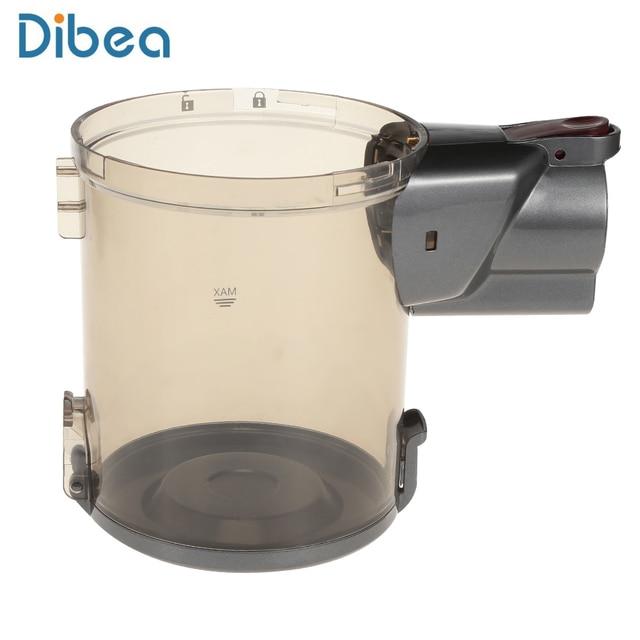 Professionale Della Polvere Collettore di Polveri per Dibea C17 2 In1 Senza Fili In Posizione Verticale Aspirapolvere