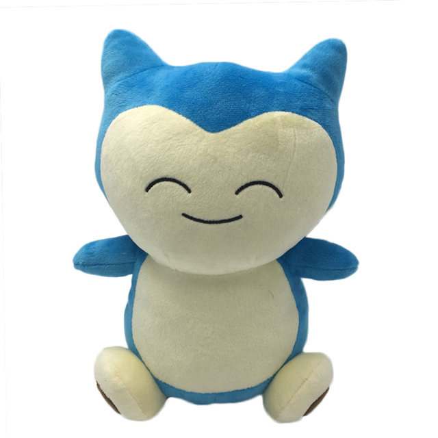 Image of: Coloring Pages Hot Anime Snorlax Plush Toys Cute Kawaii Genius Soft Stuffed Animals Doll For Kids Children Birthday Gift Cartoon Character Toys Aliexpresscom Hot Anime Snorlax Plush Toys Cute Kawaii Genius Soft Stuffed Animals