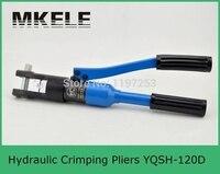 Высокое качество mk-yqsh-120d Гидравлический обжимной Щипцы для наращивания волос, провода Резаки для SIM-карт Щипцы для наращивания волос, тяжелы...