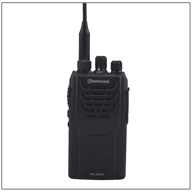 Wouxun KG UVA1 VHF UHF Dual Band 136.000 174.995MHz & 400.000 479.995MHz FM Transceiver