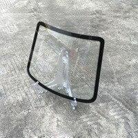 Latest 30.5*24cm Car Window Film Display Model Windscreen Windshield Glass For Window Foil Displaying 10 Pcs/lot MX B4