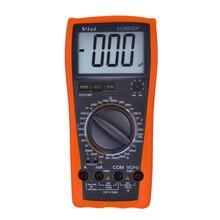VC9805A + цифровой мультиметр DMM LCR метр Температура емкости индуктивности частоты и hFE Тесты мера полная защита