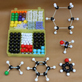 Science Educational Toys Primarch Inorganic Organic Chemistry Atom Molecular Models Links Set Model Assembly Kits mass effect