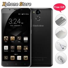 Оригинал blackview p2 lite 4 г мобильный телефон android 7.0 32 ГБ rom 3 ГБ RAM Окта Ядро 1080 P 13MP Камера Dual SIM 5.5 дюймов Сотовый Телефон