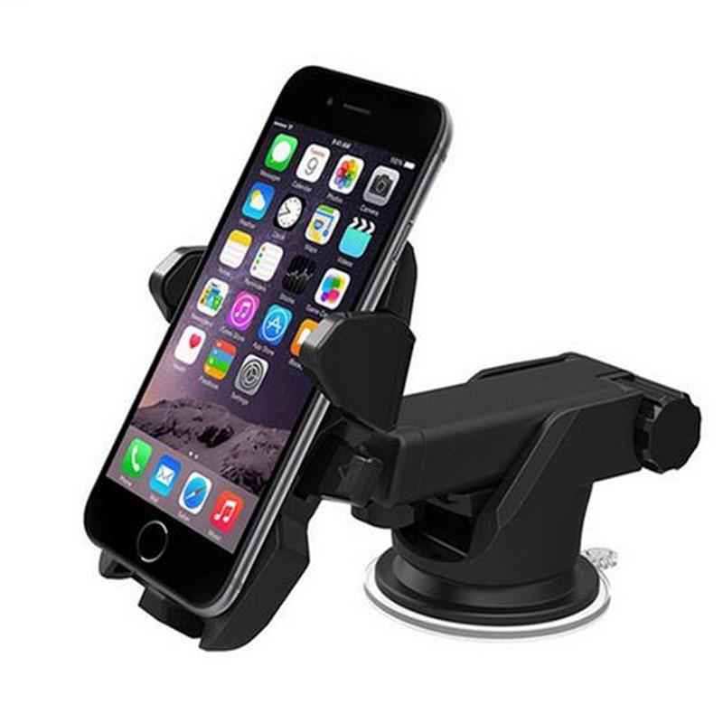 biltelefonhållare utdragbar navigeringsram multifunktionell - Reservdelar och tillbehör för mobiltelefoner - Foto 2