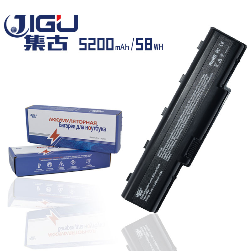JIGU Laptop Battery AS09A31 AS09A41 AS09A51 AS09A61 AS09A71 For Acer Aspire 4732Z 4937 Emachine D525 D725 In Batteries From Computer Office