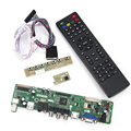 T. VST59.03 Для LP101WSA (TL) (A1) PQ 3QI-01 LCD/LED Драйвер Контроллера Совета (ТВ + HDMI + VGA + CVBS + USB) LVDS Повторное Ноутбук 1024x600