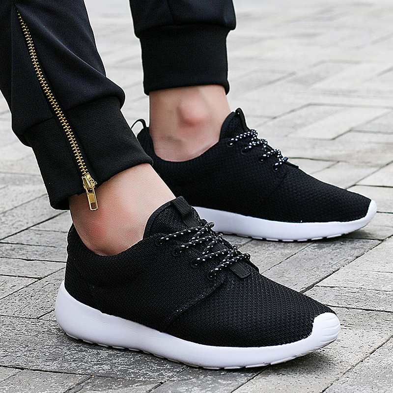CASMAG Classic Men and Women Sneakers Outdoor Walking Lace up Breathable Mesh Super Light Jogging Sports Running Shoes 22