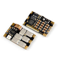 Holybro Tekko32 F3 métal ESC 65A BLheli_32 dspot1200 3 6S ESC w/ F3 MCU et WS2812B LED pour Drone RC