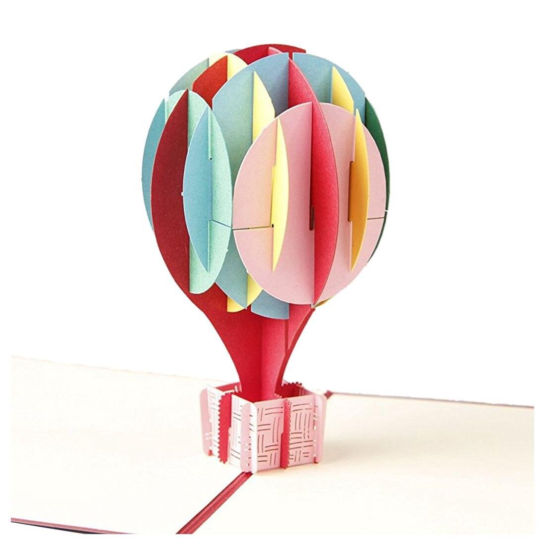 Объемные шарики из бумаги на открытку
