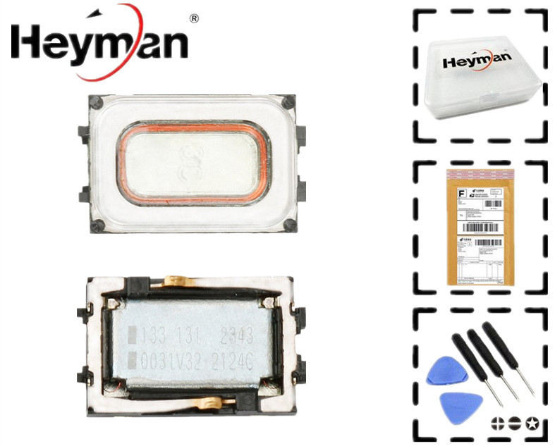 Heyman Flex Cable for Nokia 900 Lumia 900 822 830 636 929 930 950XL Ear Speaker flat cable Replacement free shipping image