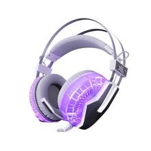 Computer game earphones headset microphone belt bass g95 vibration luminous voice