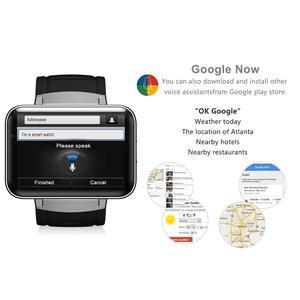 Image 4 - GPS 3G Smart Watch Android With SIM Card Pedometer Sports Tracker Smartwatch Phone 900mAh Wifi BT4.0 Wristwatch Men