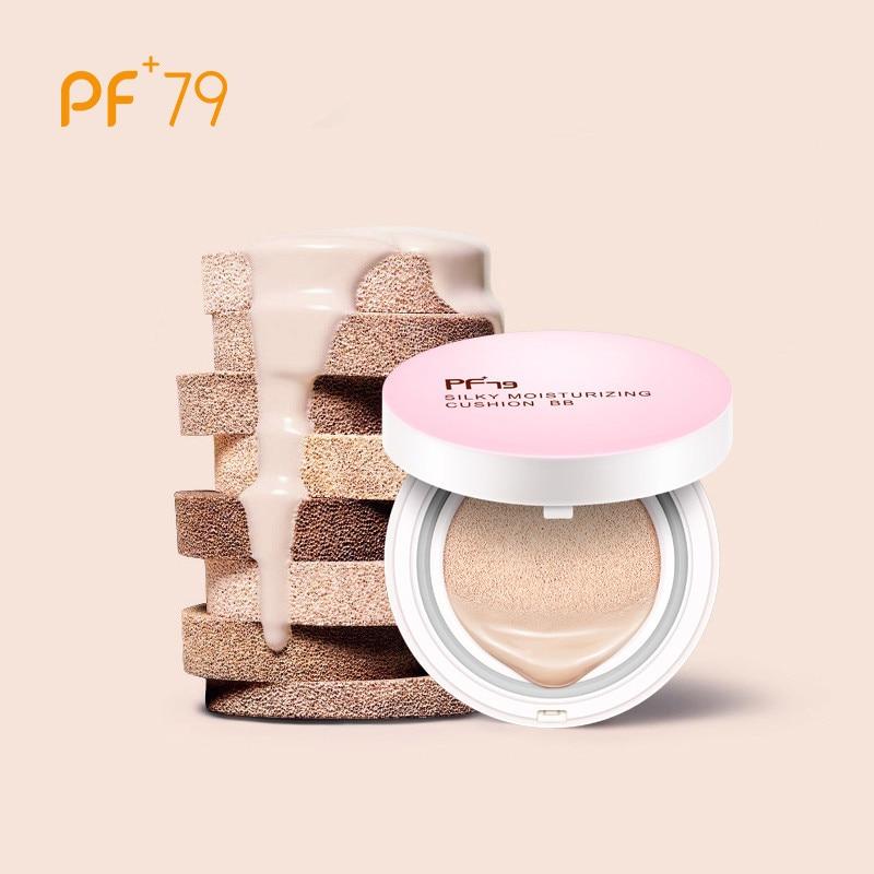 PF79 2*15g Air Cushion Silky Moisturizing Cushion BB Cream Isolation BB Nude Concealer oil Control Moisturizing