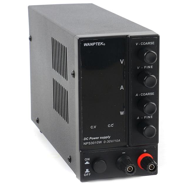 Mini Einstellbare Digital DC power versorgung Labor Schaltnetzteil Mit Power Display 30V 6A 5A 60V 120V 1A 220V EU Stecker