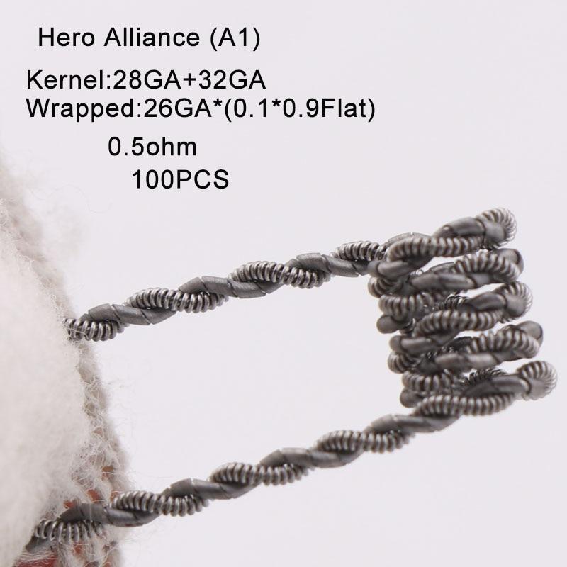 hero allinece 100
