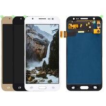 100% тестирование для samsung Galaxy J5 ЖК-дисплей для samsung J5 j500 j500f j500fn j500y J500M ЖК-дисплей Дисплей Сенсорный экран планшета
