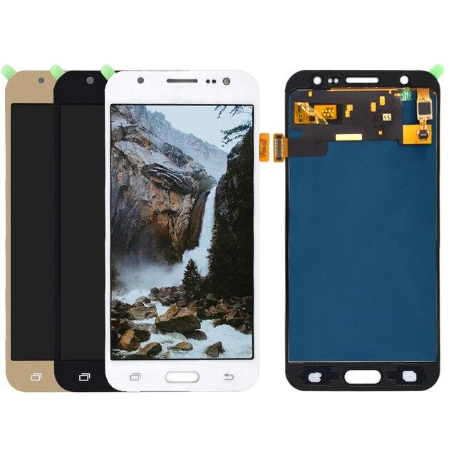 100% probado para Samsung Galaxy J5 LCD para Samsung J5 J500 J500F J500FN J500Y J500M pantalla LCD digitalizador de pantalla táctil