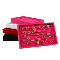 High-qualified Ring Box Jewelry Box Ring Tray