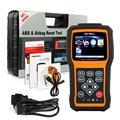 Scanner automotriz foxwell nt630 pro obd2 airbag abs sas motor airbag crash data reset herramienta de diagnóstico del coche del lector de código