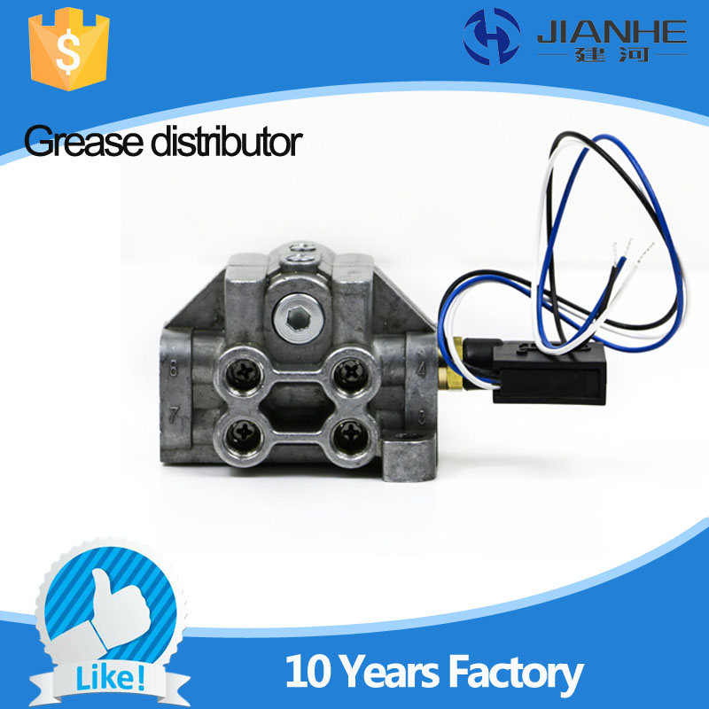 Grease distributor block, Divider Valve 1000 series,progressive lubrication 1000 Series Distributors