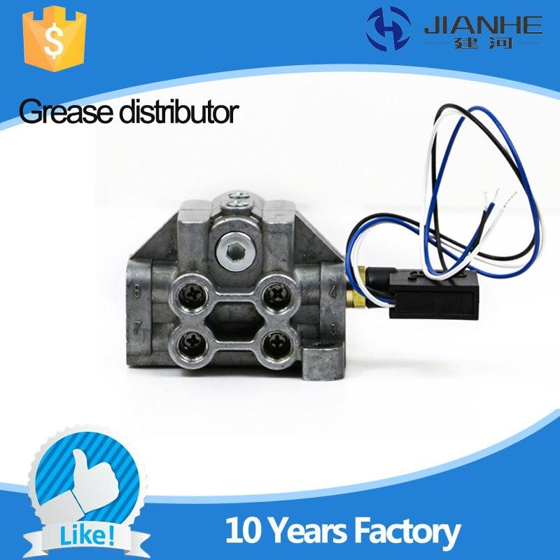 Grease distributor block, Divider Valve 1000 series,progressive lubrication 1000 Series Distributors все цены