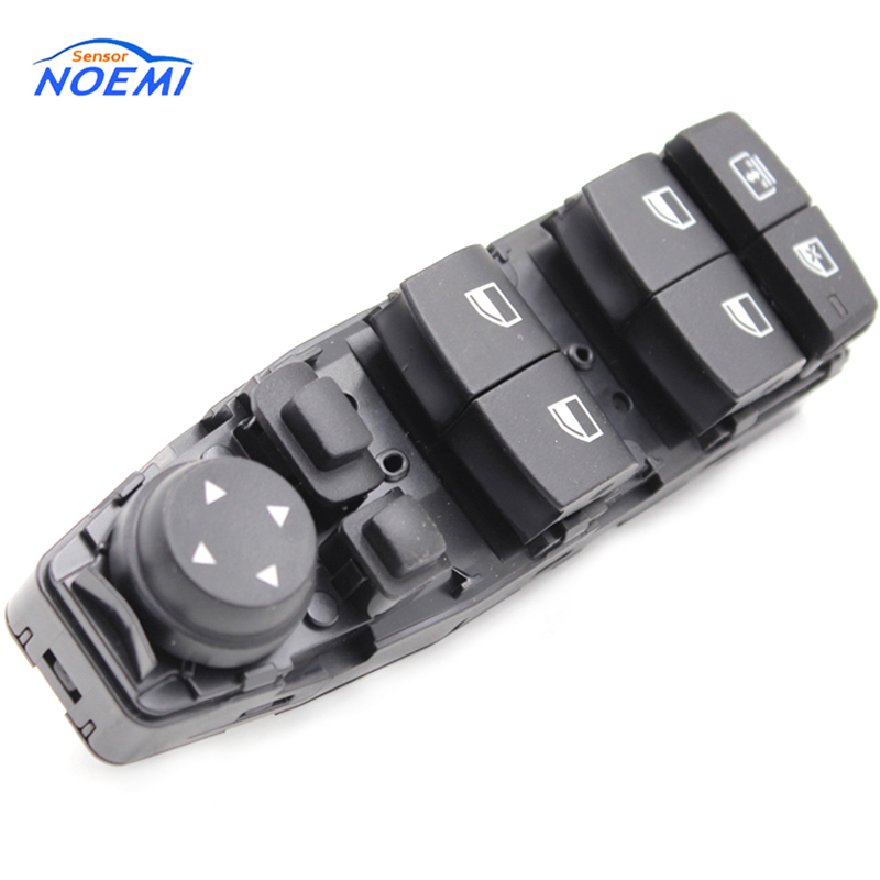 YAOPEI OE 61319241915 New Power Master Control Window Switch Window Control Switch For BMW F02 F04 730Li 740LI 750Li 61319163574