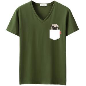 JALEEMAN 2018 Custom Men T-shirt t shirts printed Tee Tops 1e6c90030e13