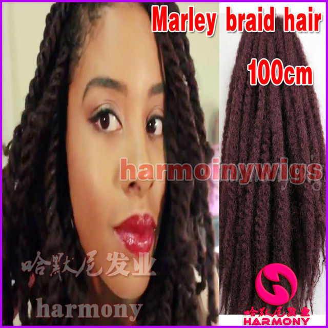 Women Femi Collection Marley Braid Kanekalon Synthetic Braiding Hair Extentions
