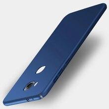 Huawei Onur için 5C 5 C Durumda Sert Buzlu Plastik Ince koruyucu arka kapak kılıf huawei honor için 5c Tam kapak telefon kabuk