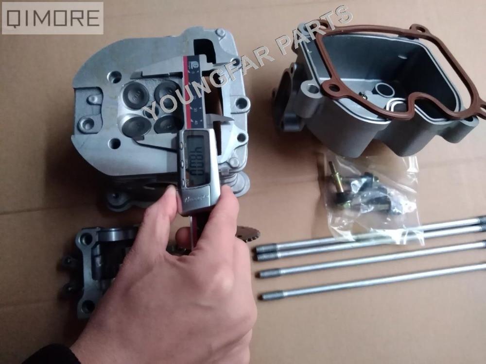 GY6 4V Head kit size 7