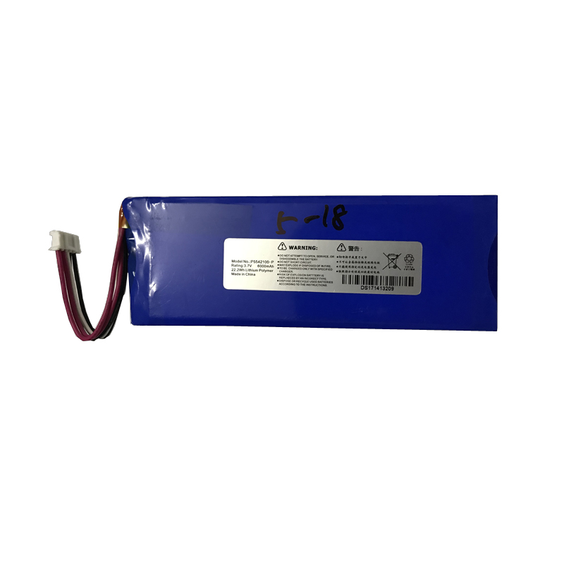 6000mah AAAAA+ Battery For JBL Pulse 2 Pulse 3 P5542100-P 5542110P  2017DJ1714 Battery