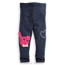 New 2016 Brand Quality 100% Cotton Baby Girls Leggings Toddler Kids Clothes Kids Leggings Girls Long Slim Pant Girls Pencil Pant