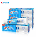 Crest  Deep Clean Toothpastes Ultra White Teeth Whitening Antibacterial Gum Care Anti Bad Breath Tooth Paste 140g*4