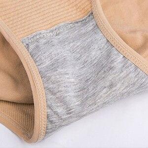 Image 4 - Vrouwen Hoge Taille Shapewear Naadloze Tummy Controle Body Shaper Panty Tummy Slips