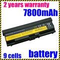JIGU 6600mah Laptop battery 42T4708 42T4709 42T4710 51J0499 51J0500 for Lenovo ThinkPad E40 E50 T410 T410I T420 T510 SL410 SL510