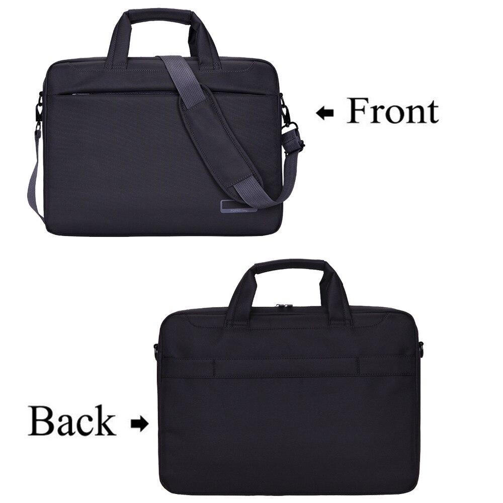 Image 2 - Nlylon Waterproof Laptop Bag 17.3 Inch For Macbook Pro 15 Notebook Bag 13.3/14 Inch Laptop Bag 15.6 For Macbook Air 13bags trumpetlaptop bag bicyclebag model -