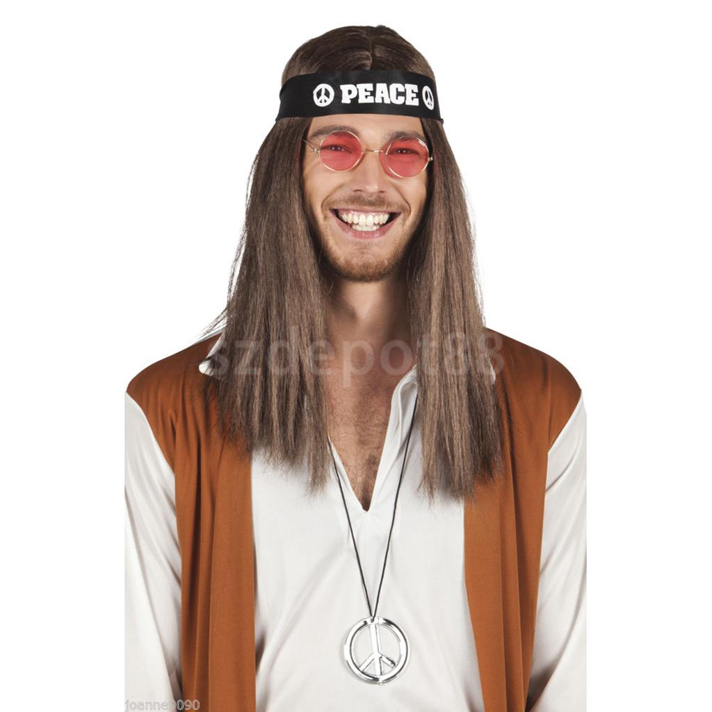 to wear - Headbands Hippie for men pictures video