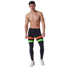2017 Mens Running Camo Compression Pants Skinny sport Leggings Base Layer Fitness Jogging Trousers Tights Sport Sexy Gym Wear
