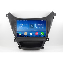 Chogath Встроенная память 16 г Оперативная память 1 г 4 ядра android 6.1 для Hyundai Elantra 2011 2012 2013 2014 2015 Car Audio плеер навигации GPS Радио