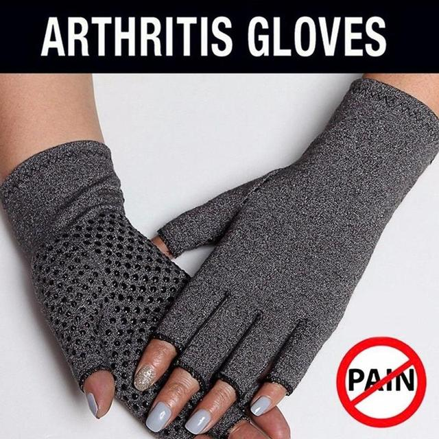 Magnetic Anti Arthritis Health Compression Therapy Gloves Rheumatoid Hand Pain Wrist Rest Sport Safety Glove 1