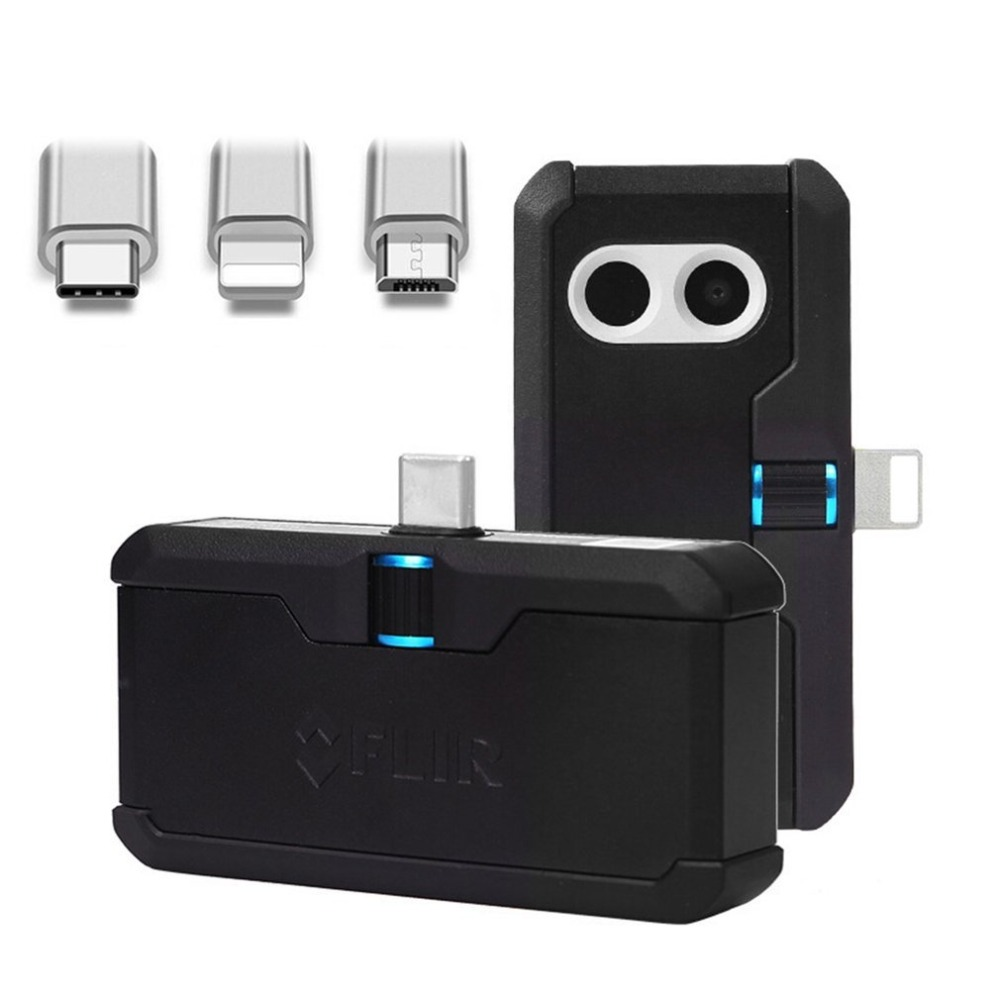 Newest Mobile Phone Thermal Infrared Imager Support Video and Pictures Recording Face Detection Imaging Camera TYPE C