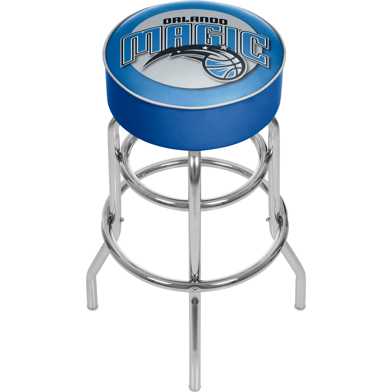 Orlando Magic NBA Padded Swivel Bar Stool 30 Inches High фанатская атрибутика nike curry nba