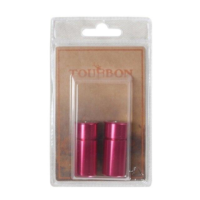 Tourbon – haulikon klikkipanokset punaiset