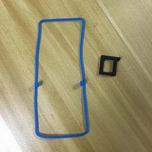 Image 2 - 50x את כחול ושחור עמיד למים טבעת עבור motorola EP450 EP450S GP3188 GP3688 CP140 CP040 וכו ווקי טוקי