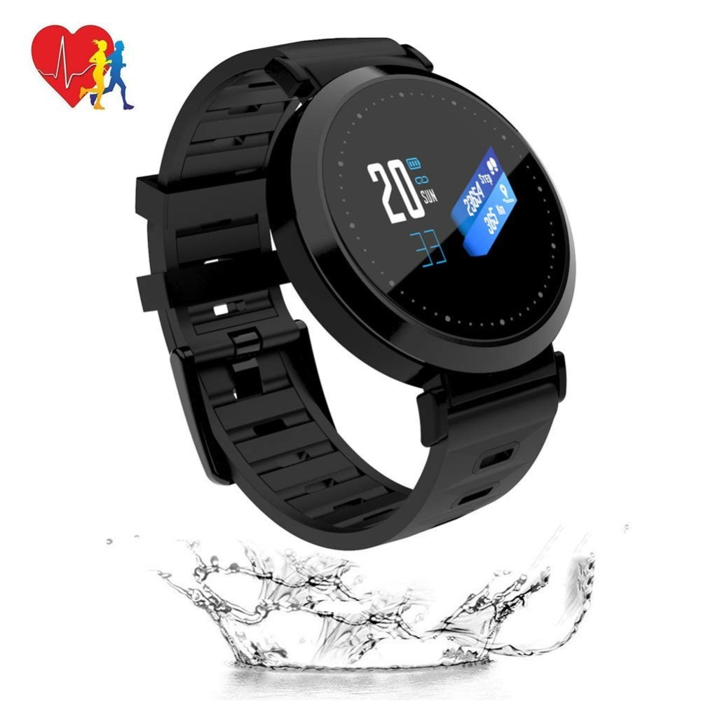 Y10 Smart Watch Color Screen Sport Bracelet Blood Pressure Oxygen Heart Rate Monitor Wristband Tracker Smartwatch 9.28