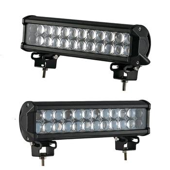 2pcs 4D 72W LED Work Light Offroad Spot/flood Light Bar for Jeep 4x4 4WD AWD Suv ATV Driving Lamp 24v 12v 72w Led Light Bar