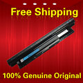 Free shipping 4WY7C 68DTP MR90Y 49VTP 24DRM 0MF69 Original laptop Battery For Dell 17 3721 15R 5521 15 3521 14R 5421 11.1V 65WH